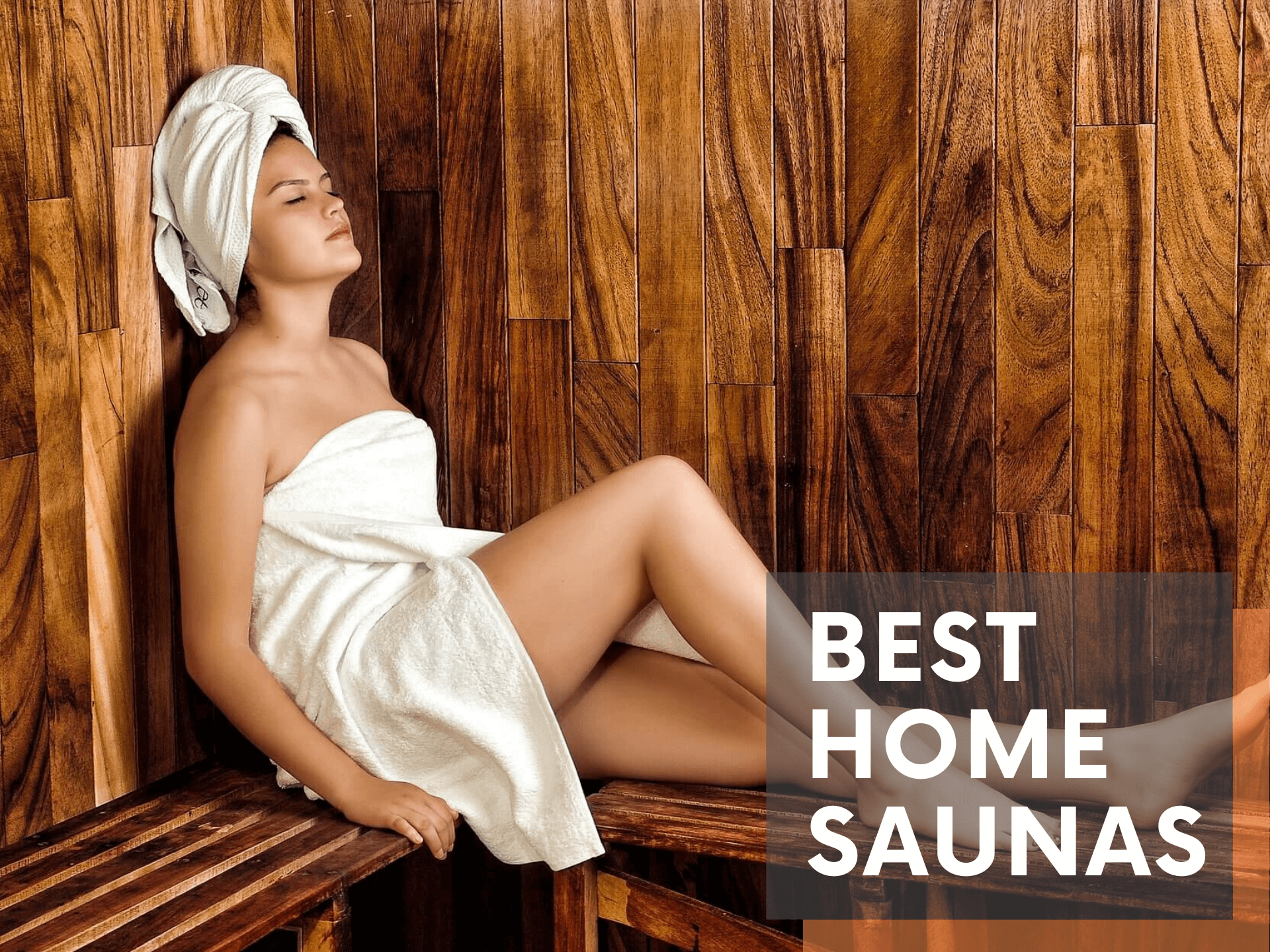 best home sauna